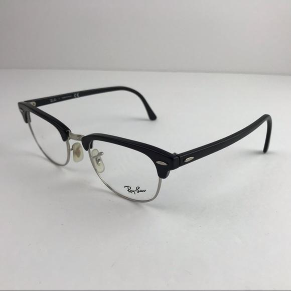 8963449715 RAY-BAN prescription glasses RB5154 black silver. M 5be7db296a0bb7c634b5bc79